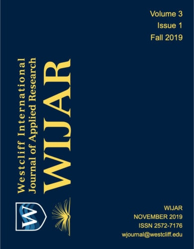 Issue Fall 2019 Cover
